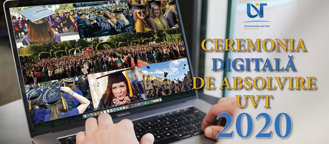 Banner absolvire digitala